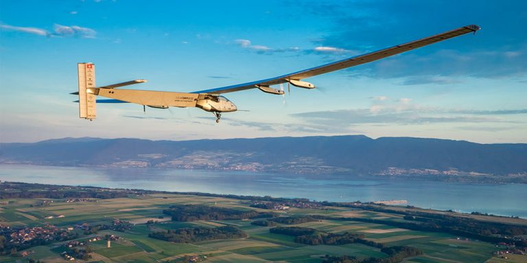 Solar Impulse: perpetual flight