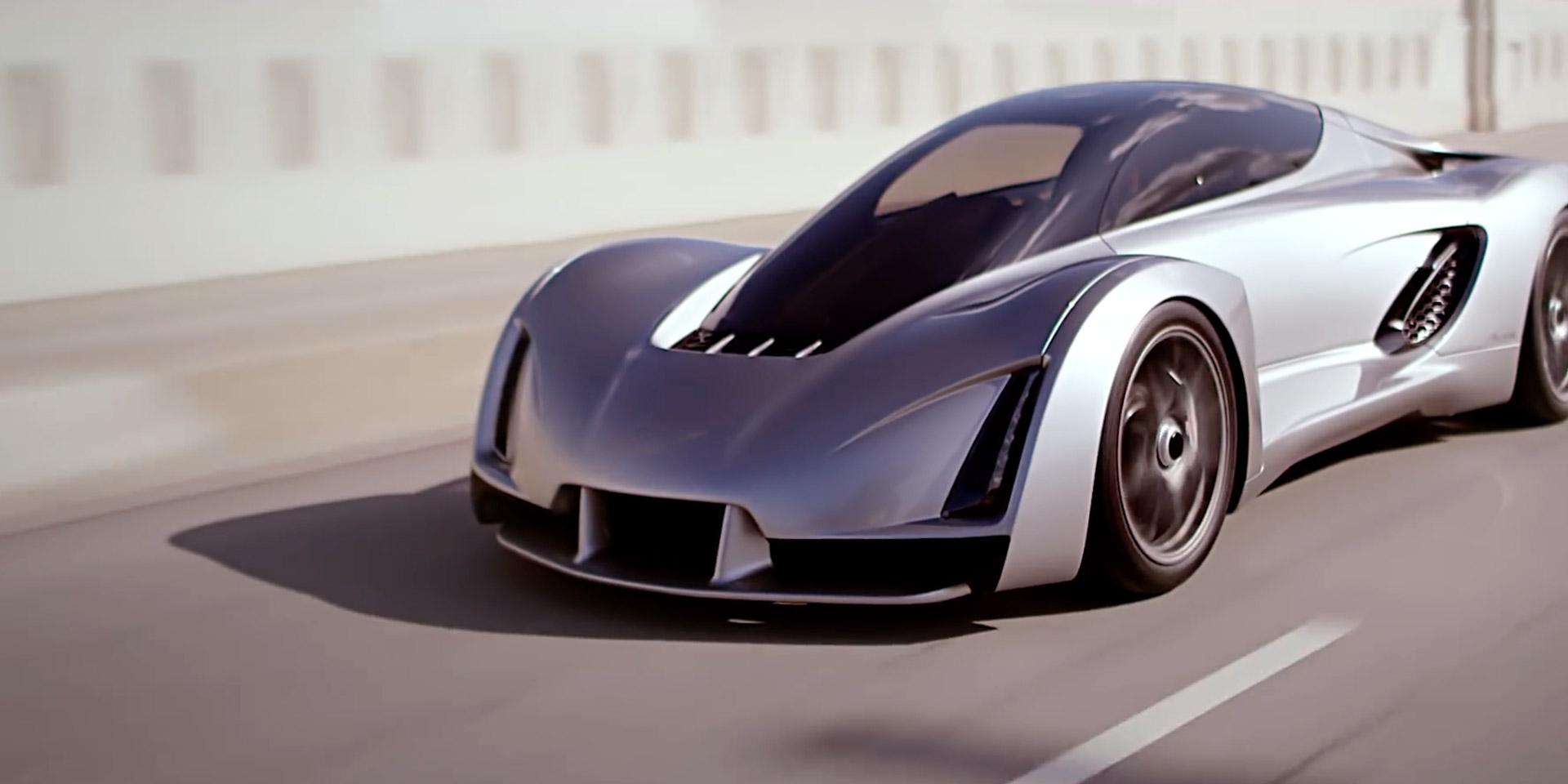 quoi ressemblera la voiture de demain ignition in action. Black Bedroom Furniture Sets. Home Design Ideas