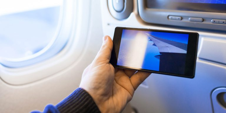 Four innovations set to revolutionise plane cabins